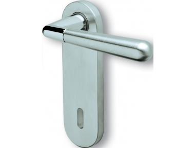 Ghidini Ginevra Lever Handle with Plate