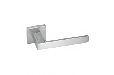 pba 0IT.151.0000 Pair of Lever Handles in Stainless Steel AISI 316L