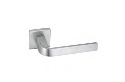 pba 0IT.153.0000 Pair of Lever Handles in Stainless Steel AISI 316L