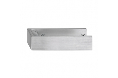 pba 2001.IT Pair of Lever Handles in Stainless Steel AISI 316L