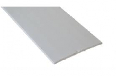 Plate Duct Cover PVC Accessories 6mt Bar Various Sizes and Colours