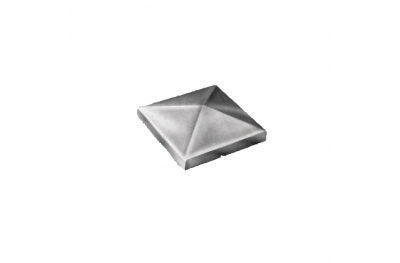 Abutment cover Casco Savio Steel or Polished Stainless Various Widths