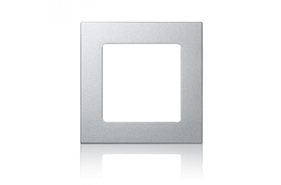 Somfy Smoove Silver Frame Touch Sensitive Wall Control