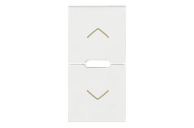 Two Half Keys 1 Arrow Symbol Module 19755 Arké Vimar