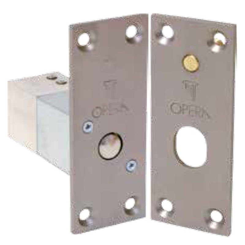 Security Solenoid Lock Fail Safe Open Without Power 21611 Quadra Series  Opera