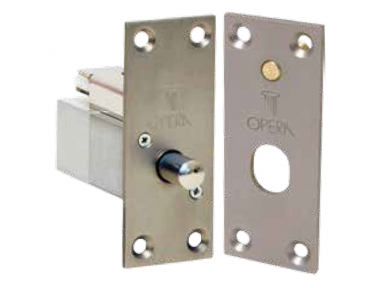 Solenoid Lock With Internal Electronic Fail Secure 21812 Quadra Series Opera