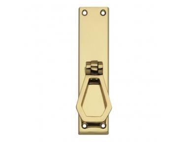 ESA Pendant Window Handle With Original Knocker With Esagonal Design GRA Rivadossi