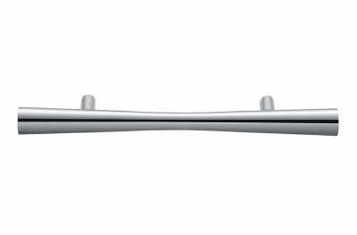 F104 Chrome Furniture Handle by Bartoli for Interior Design of your Home by Formae