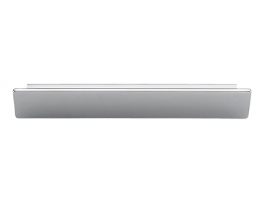 F108 Chrome Handle for Bathroom Furniture of Interior Design Made in Italy by Formae