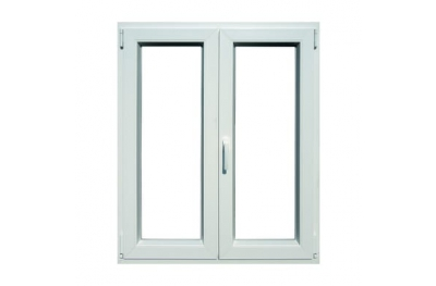 PVC window DK400 2 Stops Open Door-Ribalta Der König