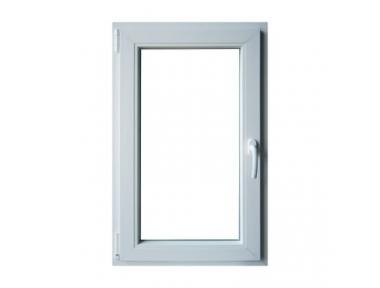 PVC window DK500 1 Open Door knocker-Ribalta Der König