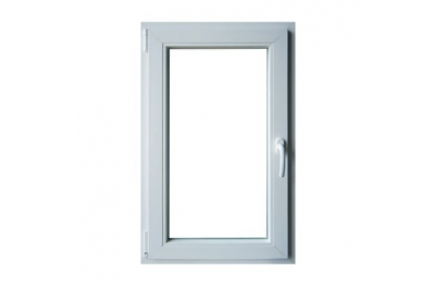 PVC window DK500 1 Open Door knocker-Ribalta Der König