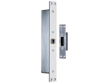 FL12 Anti-Panic Solenoid Bolt Lock 12V DC + Monitored for Emergency Exit FIRELOCK CDVI