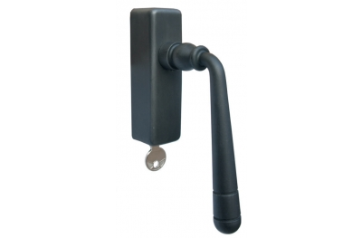 Galbusera Lockable Dry Keep Window Handle Wrought Iron