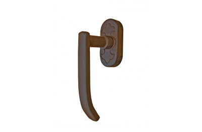 Helsinki Galbusera Dry Keep Window Handle Wrought Iron