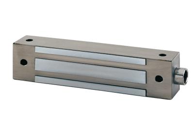 I400SR 400Kg Stainless Steel Surface Electromagnetic Lock 12/24V DC + Monitored CDVI