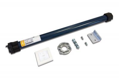 Electric Shutter Kit Motor Installation 20 Nm Radio RTS MRR 2000 Somfy