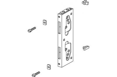 Connection kit Nova Giesse handle Window Cremonese Art.02250