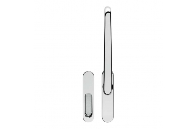 Komfort 1617 MN Pull-Up Handle Linea Calì with Curved Italian Design