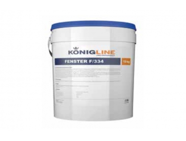 Konigline Fenster F / 334 Vinyl Glue for External Wooden Doors