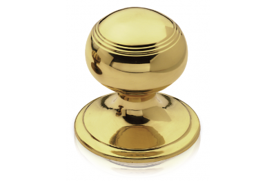 Magnum Ø70 Brass Knob for Door PFS Pasini