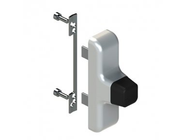 Window handle Cremonese Giesse Euro Away Anta with Removable Handle