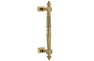 Patrizio Brass Pull Handle Classique Line PFS Pasini