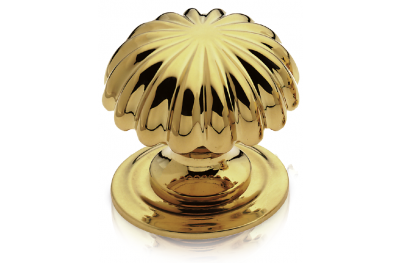 Daisy Brass Knob for Door PFS Pasini