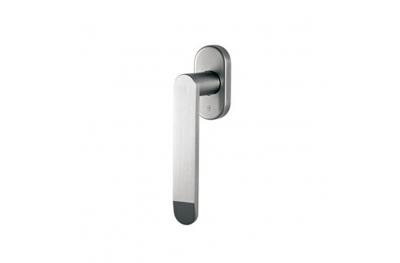 pba 2020DK Window Handle in Stainless Steel AISI 316L