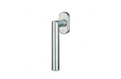 pba 2030DK Window Handle in Stainless Steel AISI 316L