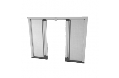 Bettio Flyscreen Miniscenica evo 2 Shutters Side Scrolling Without Barriers 40