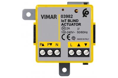 IoT Connected Roller Shutter Module 03982 Vimar