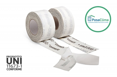 Duo Easy PosaClima Self-Adhesive Air and Steam Seal
