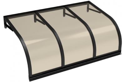 Shelter Cassiopeia Black Aluminium Bronze AMA Sun Protection