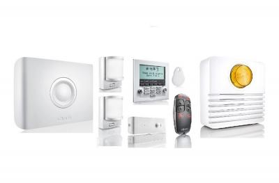 Somfy Protexiom Ultimate Gsm Burglar Alarm Kit
