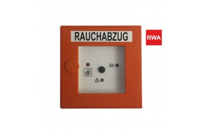 Alarm Button RT2 RWA Emergency Control For RWA Central Units For Smoke Heat Ventilation Applications Systems Topp