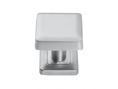 QBE Square Modern Door Knob Available in Many Types of Minimal Design Mariani Becchetti