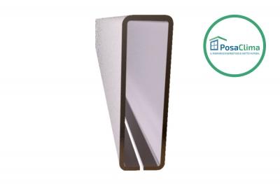 Steel Reinforcement for Klima Pro PosaClima 12x40 mm Counterframe