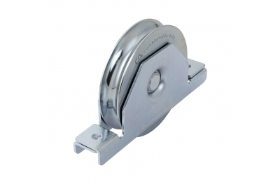 Wheel Round Groove 1 Bearing with Inside Support Sliding Gate Combiarialdo