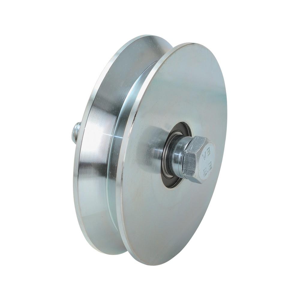 Wheel V Groove 2 Bearings Sliding Gate Combiarialdo