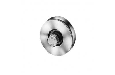 Gola wheel U Tir Savio 2 Bearings for Sliding Gates