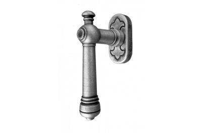 Salzburg Galbusera Dry Keep Window Handle Wrought Iron