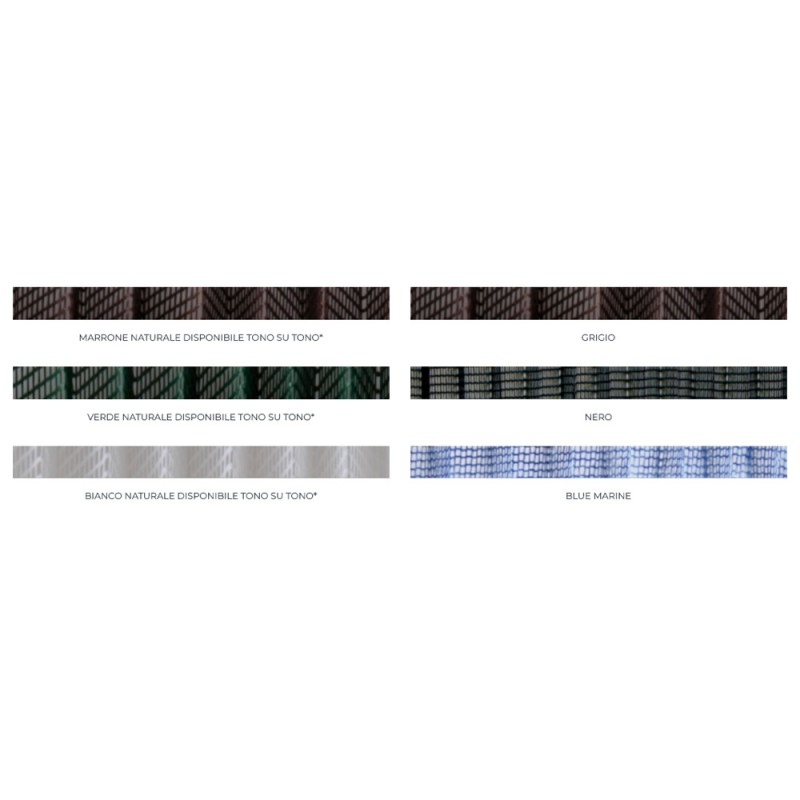 SharkNet Central Opening Pleated Flyscreen 04 for Balconies and Patio Doors