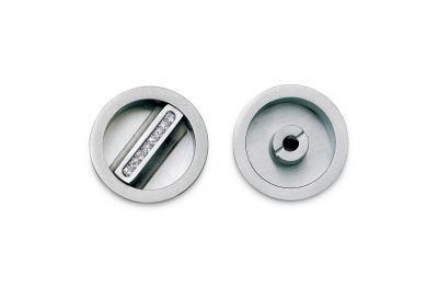 Sicma 3C Kit with Swarovski for Sliding with Round Lock and Thimble