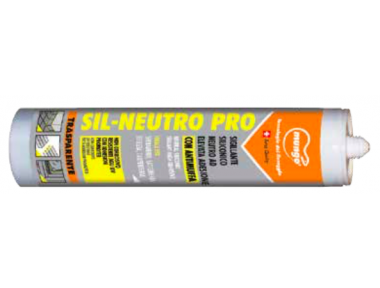 Sil Neutro Pro Silicone Neutral Antifouling Door Carpentry Joints Mungo