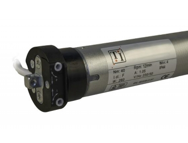 Smart 35 35Nm 70kg Tubular Motor for Rolling Shutter Tech International