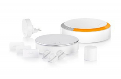 Somfy Protect Home Alarm Plus Alarm System for Home Security Perimeter