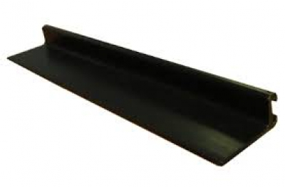 Spazzofix Profile PVC Contoured to brush Air-Stop PosaClima Renova