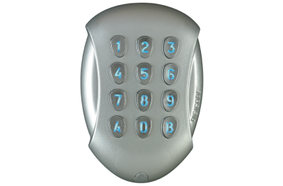 GALEO DIGICODE Bluetooth Standalone Keypad Vandal Resistant 3 Relays Access Control CDVI
