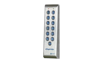 PROFIL100EINT Keypad Stainless Steel Heavy Duty 2 Relays DIGICODE CDVI Access Control